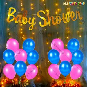 04X - Baby Shower Decoration Combo - Set of 31