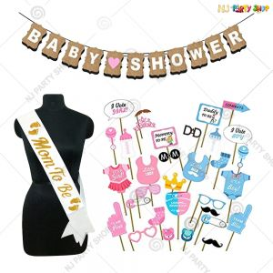 115A - Bride To Be Decoration Combo - Bachelorette Party Decorations