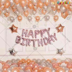 05P - Birthday Party Decoration Combo - Set of
