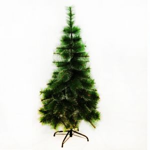 Artificial Christmas Snow Pine Tree - 4 Feet