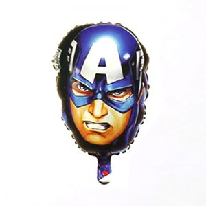 Avengers Captain America Shape Foil Balloon