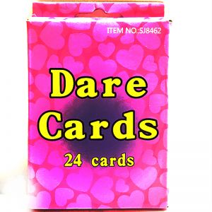 Bachelorette Dare Cards - 24 Cards