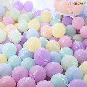 Balloons Pastel Colour - Inch - Set of 25