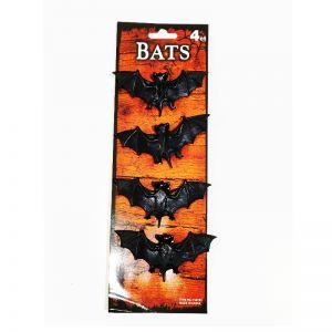 Bats - Set of 4