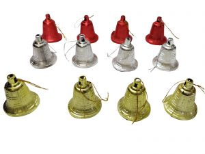 Bells Christmas Tree Decoration Ornaments - Model 1001