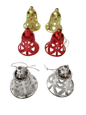 Bells Christmas Tree Decoration Ornaments - Model 1002