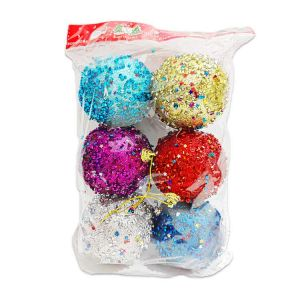 Big Balls Christmas Tree Decoration Ornaments - Model 5XY