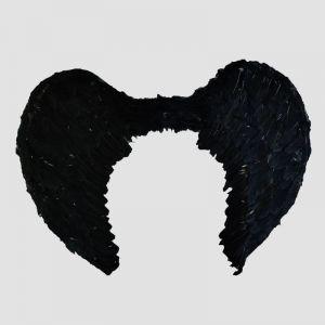 Angel Wings Black