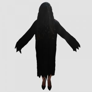 Black Ghost Halloween Costume - Big