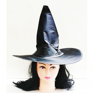 Black Witch Cap Small