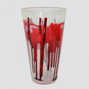 Blood Glass - Halloween Decoration