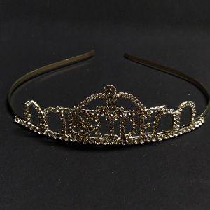Bride Stone Crown Tiara