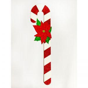 Christmas Candy Stick Decoration - Model 1002