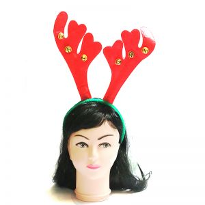 Christmas Headband - Reindeer