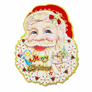 Christmas Paper Posture/Sticker - Xmas Decoration - Model 7XY