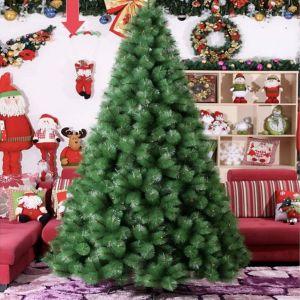 Artificial Christmas Dense Pine Tree Premium Quality - 9 FT