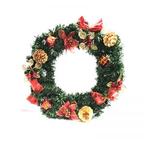 Christmas Wreath Red - Model 1001
