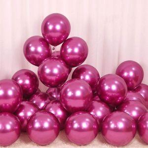 Chrome Balloon - Pink - Set Of 25