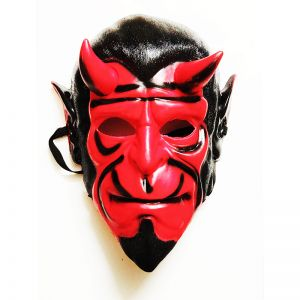 Devil Mask Red