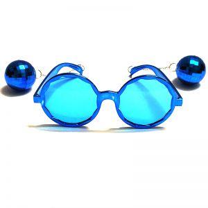 Disco Party Goggle - Blue