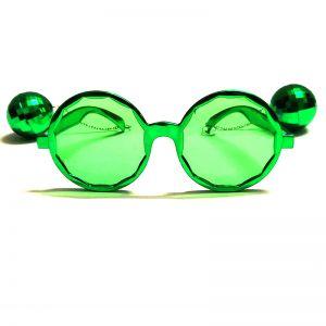 Disco Party Goggle - Green