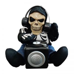 DJ Ghost Halloween Toy