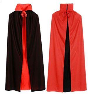 Halloween Dracula Costume Double Sided - Adults