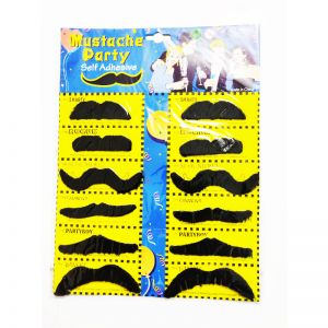Fake Moustache Set