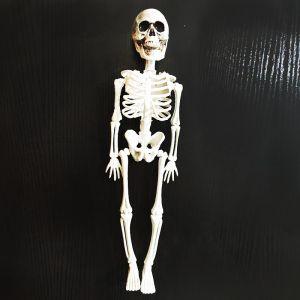 Fiber Skeleton Halloween Decoration
