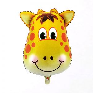 Giraffe Animal Foil Balloon
