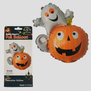 Halloween Foil Balloon - Pumpkin