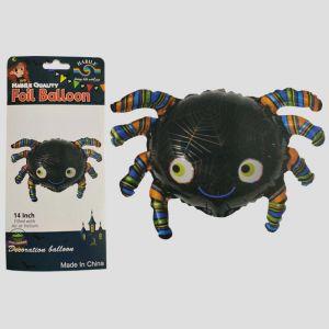 Halloween Foil Balloon - Spider
