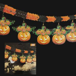 Halloween Garland Decoration - Model 1001