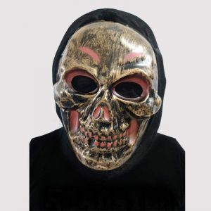 Halloween Plastic Mask - Model 1004