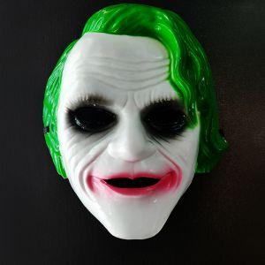 Halloween Scary Batman Joker Clown Mask