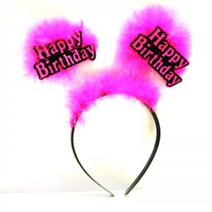 Happy Birthday Hairband