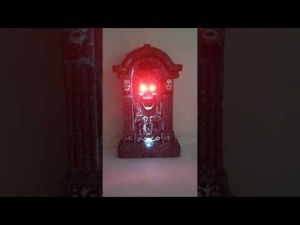 Halloween RIP LED and Musical Halloween Toy