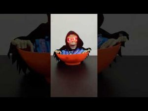 Ghost Bowl Halloween Toy