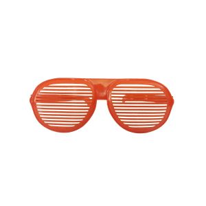 Jumbo Party Goggle - red