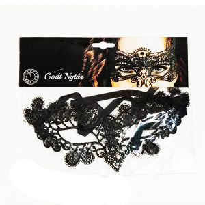 Lace Black Mask