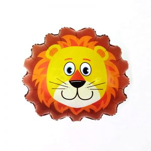 Lion Animal Foil Balloon