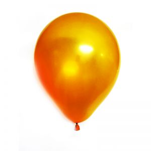 Balloons Metallic - Golden - Set of 25