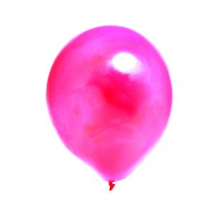 Balloons Metallic - Pink - Set of 25