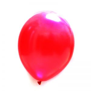 Balloons Metallic - Red - Set of 25