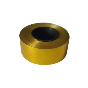 Metallic Golden Color Curling Ribbon