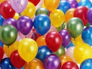 Balloons Metallic - Multi - Set of 25