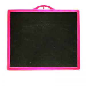 Neon Slates - Pre-Wedding Photoshoot Props - Pink