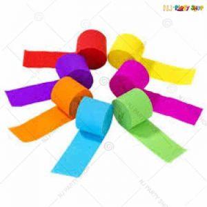Paper Ribbon - Multi