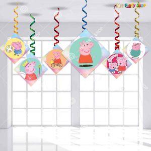 Peppa Pig Swirls Decoration - Model Y1