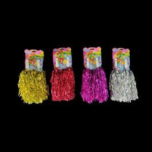 Pom Pom Cheerleaders - set of 1 ( Pair)